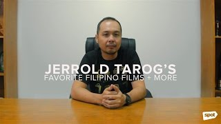 Jerrold Tarog's Favorite Filipino Films + more