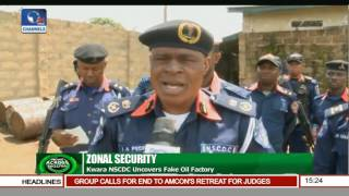 News Across Nigeria: Nigerian Navy Nabs Notorious Wanted Militant