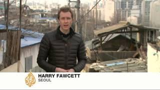 South Korea slum revamped with arts