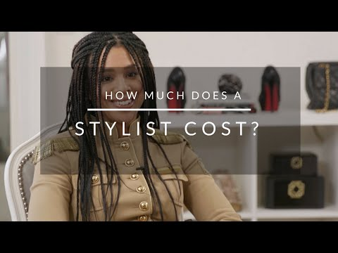 How Much Does A Personal Stylist Cost?