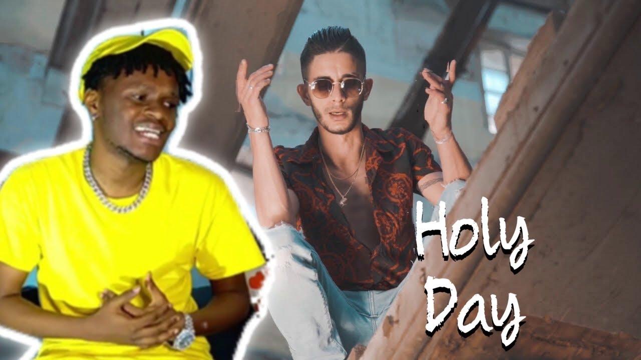 @Kami Phénomène - HOLY DAY | KENYAN REACTION VIDEO !