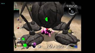 Pikmin 2 Hack - The Cave of Trials