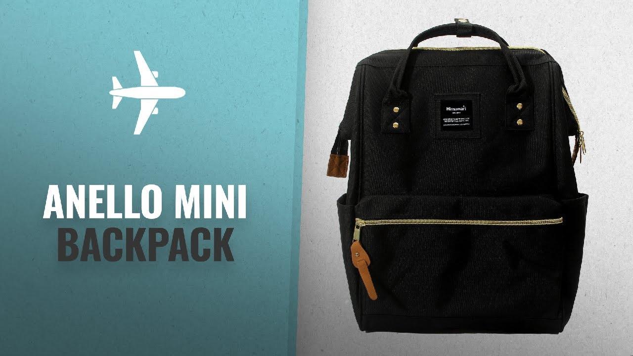 d75f10e1369e Top 10 Anello Mini Backpack  2018   Himawari Polyester Laptop ...
