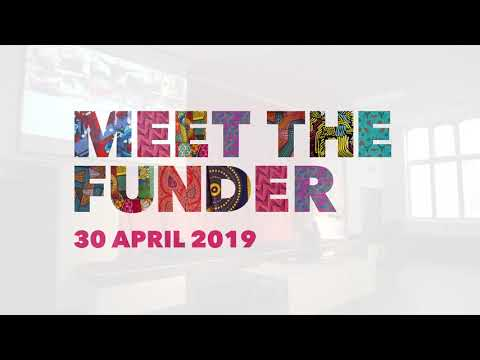 Meet The Funder: National Lottery Community Fund Presentaion
