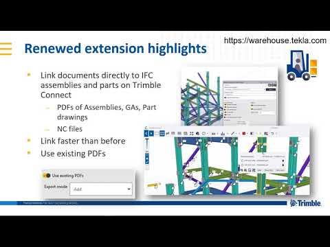 Tekla Extensions Download