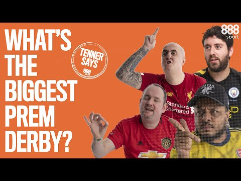 TROOPZ & ANDY TATE MOCK MANCHESTER DERBY, CITY FAN FUMES! A Tenner Says | 888sport