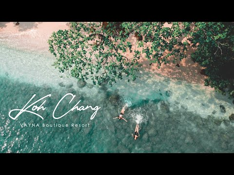 Vlog หนีเที่ยวเกาะช้างอะเกน I ดำน้ำดูปลา หรรษาทะเลไทย 🏝 พักผ่อนที่ VAYNA Boutique Koh Chang