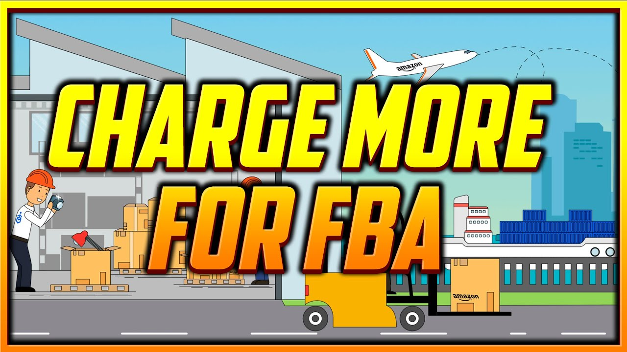 How Much More Can You Charge for FBA Listings than FBM Listings