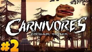UP CLOSE WITH ALLOSAURUS | Carnivores: Dinosaur Hunter  (Let