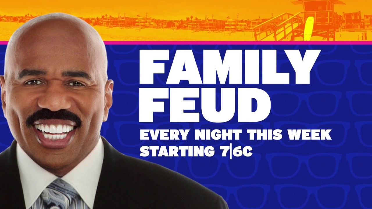 Family Feud: Steve-Cation | GSN