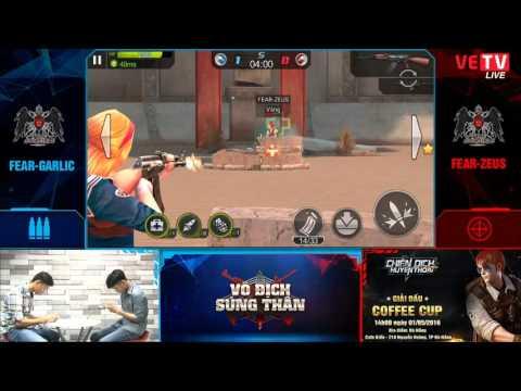 [VĐST - 29.04.2016] Trận 4 - FEAR-GARLIC (súng trường) vs FEAR-ZEUS (súng tỉa)
