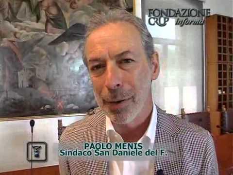 Accordo Fondazione CRUP - Biblioteca Guarneriana, San Daniele, 25 giugno 2013