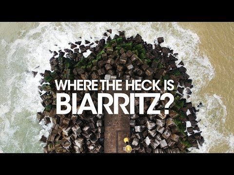 Where the Heck is Biarritz?