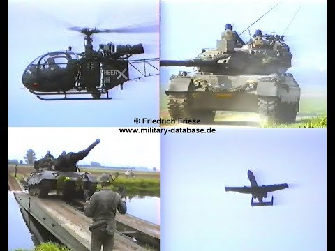 1988 Oefening Free Lion - 1. (NL) Korps - Teil 2/2