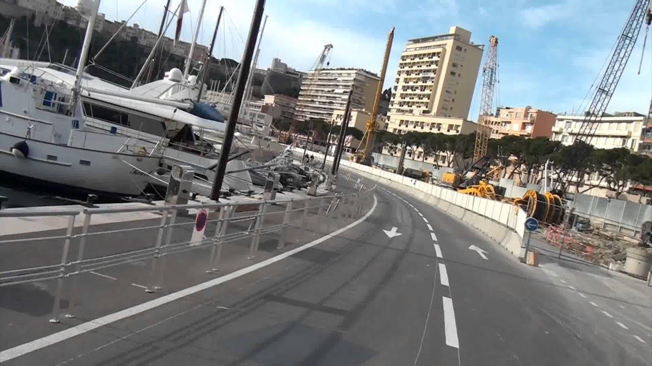 Circuito Monaco : Circuito gp f monaco youtube