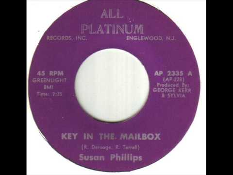 Susan Phillips Key In The Mailbox