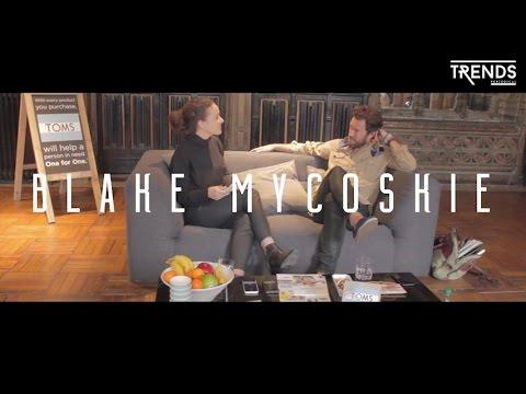 Blake Mycoskie for Toms (Interview Vostfr)