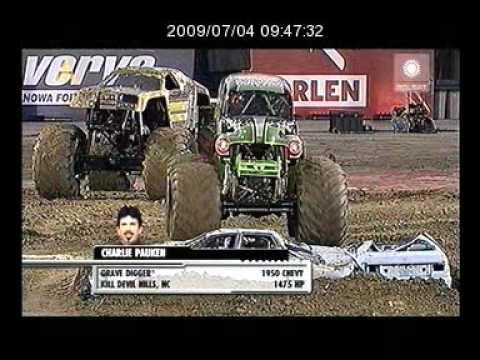 Orlen Monster Jam 2009 Relacja Polsat Cz1 Most Popular Videos