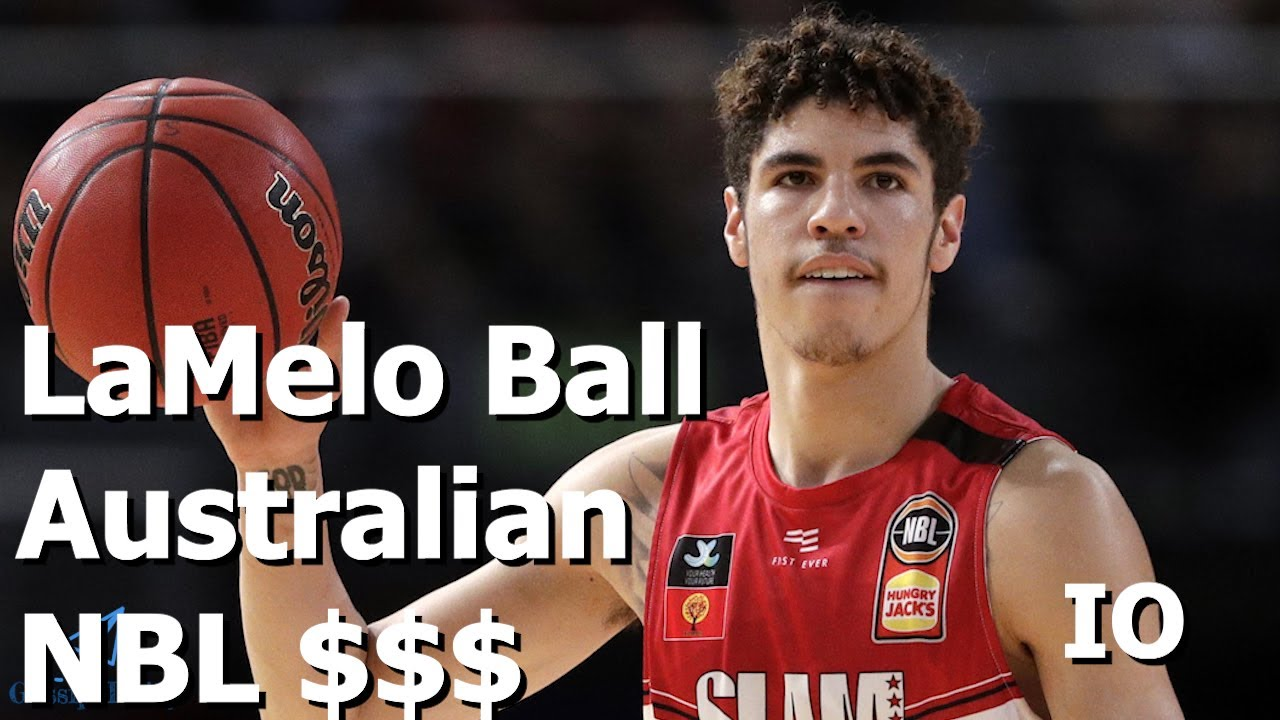LaMelo Ball, manager purchase Australian NBL team