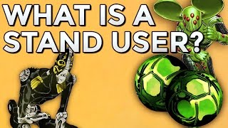 What is a stand user? thumbnail