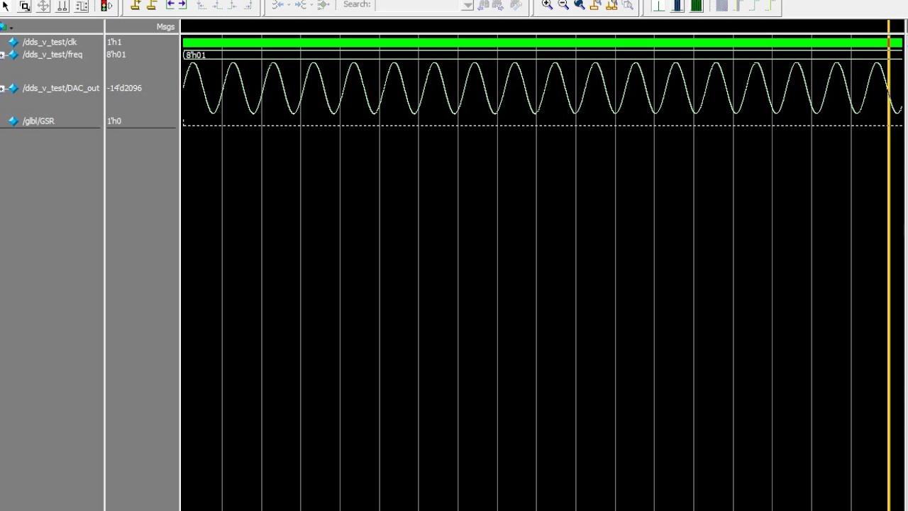 Signal generator using FPGA