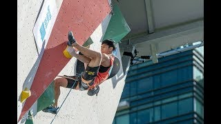 Youth Olympic Games - Buenos Aires 2018 - A Climbing Youth Olympian