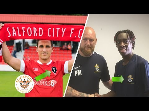 Non League Transfer Bonanza #4 - MASSIVE YouTuber Joins Non League Club - Part 2/2