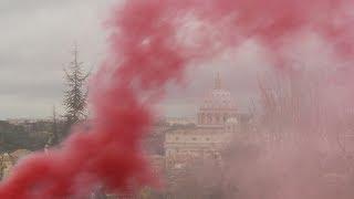 Pink Smoke Vigil