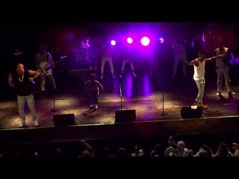 2017-08-27 - Si No Vuelves - Gente De Zona en Concierto - En Vivo - House Of Blues Orlando