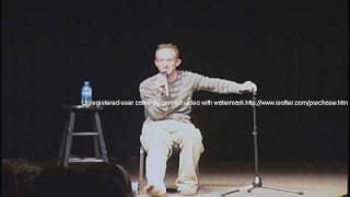Dr. Tyler Nielsen Stand Up - Speed Dating