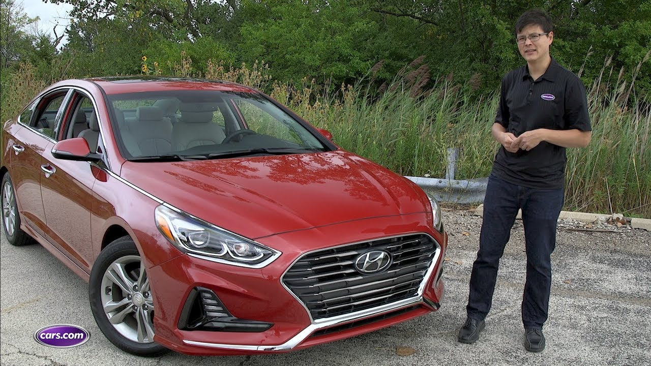 2015 hyundai sonata pricing options and specifications cleanmpg - 2018 Hyundai Sonata First Drive Review