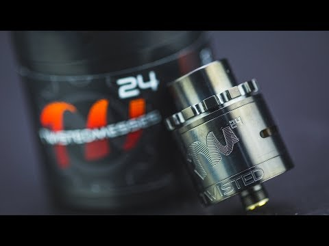 KLL (Kenny & Lewis Live) - TM 24 Pro Series - Dead Rabbit SQ - Pulse BF Kit - Ejuice Tastings & More