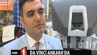 Doç. Dr. Bahadır Ege- Da Vinci Robotik Cerrahi