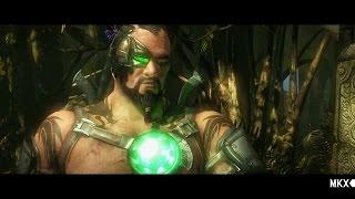 Mortal Kombat X - Kano Trailer [EN]