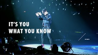 IT'S YOU / WHAT YOU KNOW by SEHUN