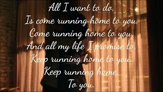 Running Home to You - Cover