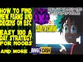 HOW TO FIND NEW FARMS & DEGEN TOKENS ON BSC SUPREME FINANCE   EASY $100 A DAY STRATEGY   BINGOCASH