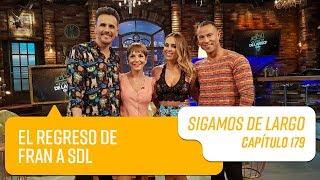 Capítulo 179: Francisca García-Huidobro regresa a SDL   Sigamos de Largo 2020