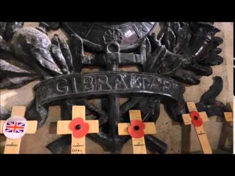 ROYAL MARINES memorial London Great Britain