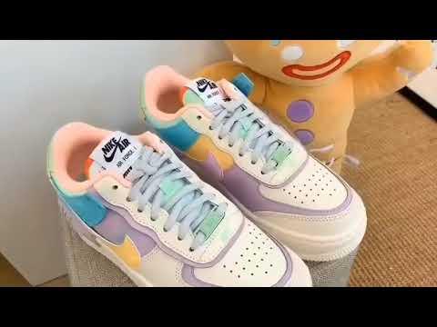 Nike Air Force 1 Shadow Pale Ivory CI0919 101 Release Date SBD #NIKE #AF1 #NIKEAF1 #Wishoes