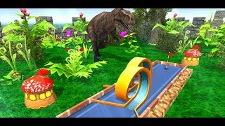 Mini Golf Jurassic Full Gameplay Walkthrough