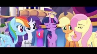 Заедно във Всичко - Малкото Пони Филмът - Бг Аудио