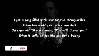 Eminem - Venom (Lyrics) Offical