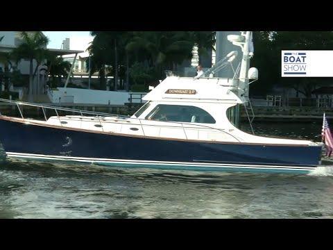 [ENG]  HINCKLEY TALARIA 44 - Review - The Boat Show