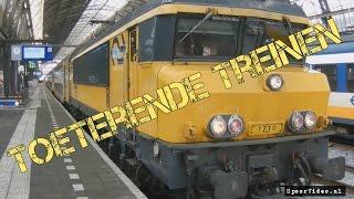 Compilatie: Toeterende treinen (HD)