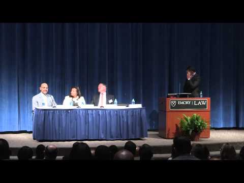 Diversity Speaker Series 2015 Emory University School of Law