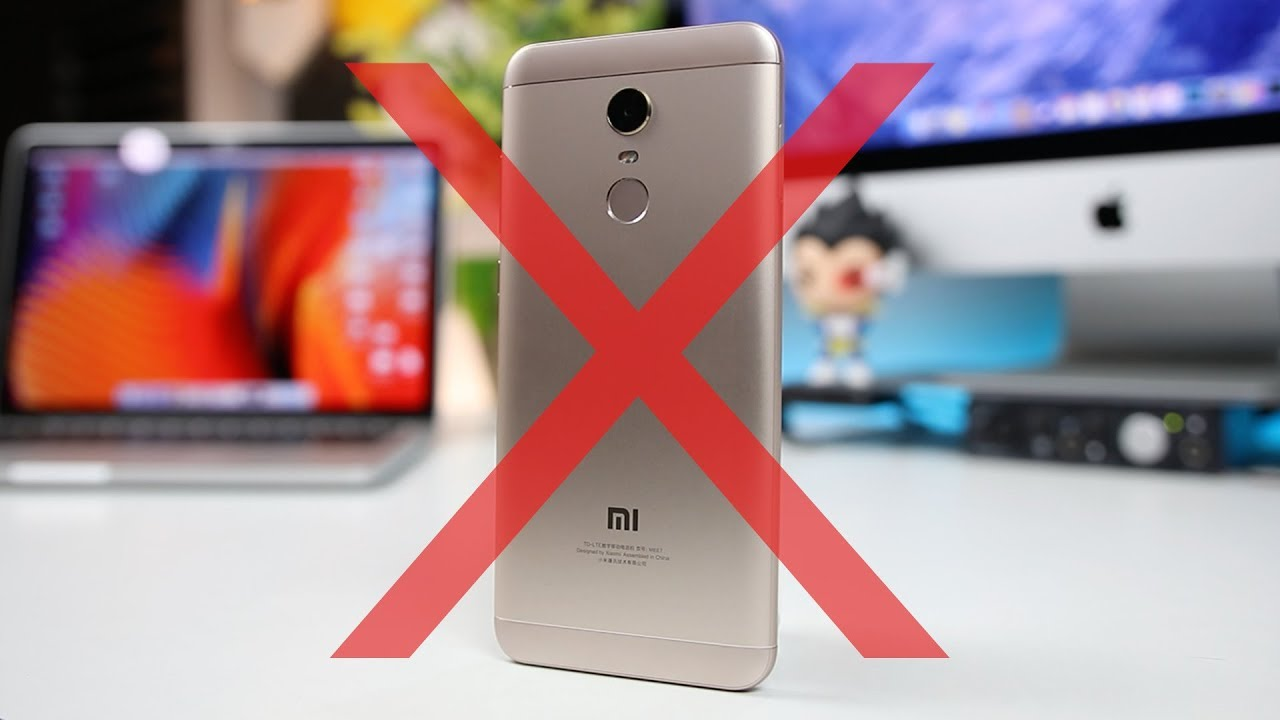 Xiaomi Redmi Note 5 - Not buy