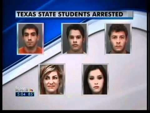 News 20 Hazing In Arrested State Pm - 5 Texas Youtube