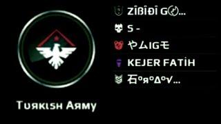 MC5||SQUAD BATTLE VS TURKISH ARMY||FATIH SAYAR-JOKER..And others.||Part2