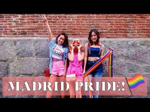 World Pride in Madrid 2017 | Laureen Uy